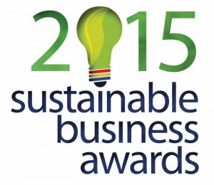Flyer for Sustainable Business Awards