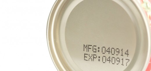 food waste and expiration labels