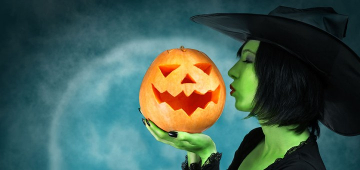 green halloween with these top 5 tips