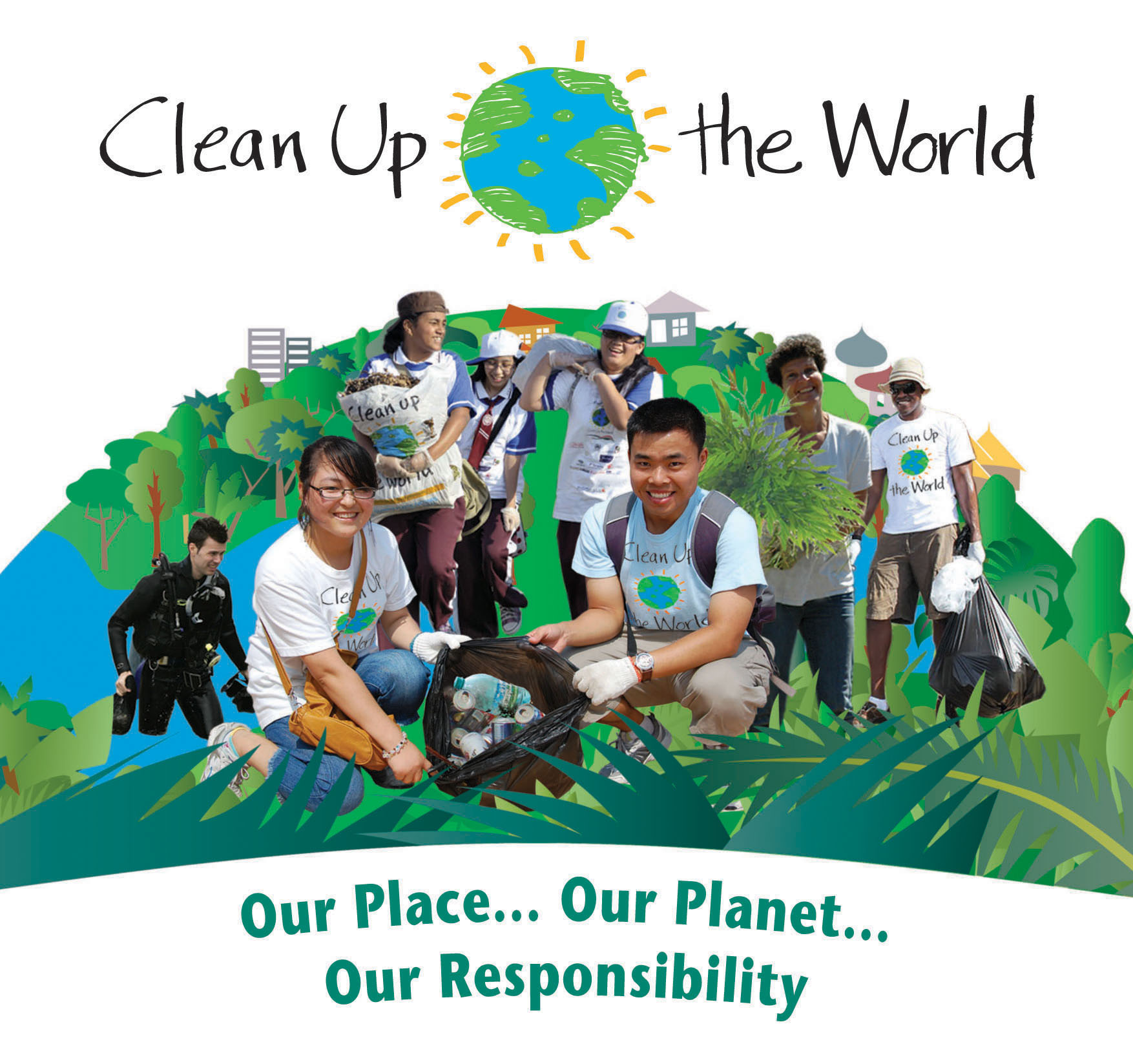 clean up the environment How to save the environment (for teens) three methods: changing daily routines using less, reusing more making yourself heard community q&a cleaning up the existing damage to our environment and preventing further destruction is a huge job it can seem like there is no way one person, especially a young person, can make a difference.