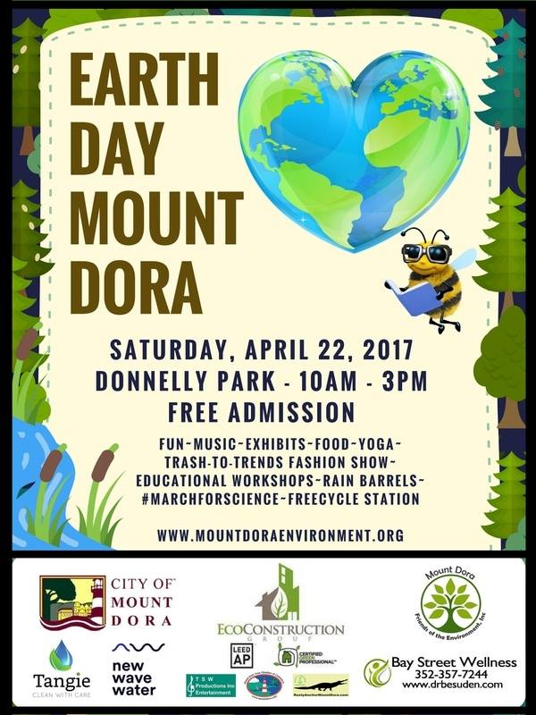 Mount Dora Earth Day