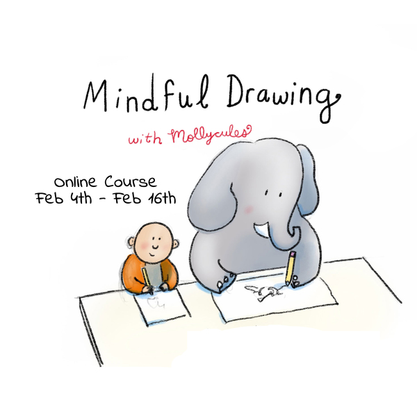 Mindful Drawing Online Course