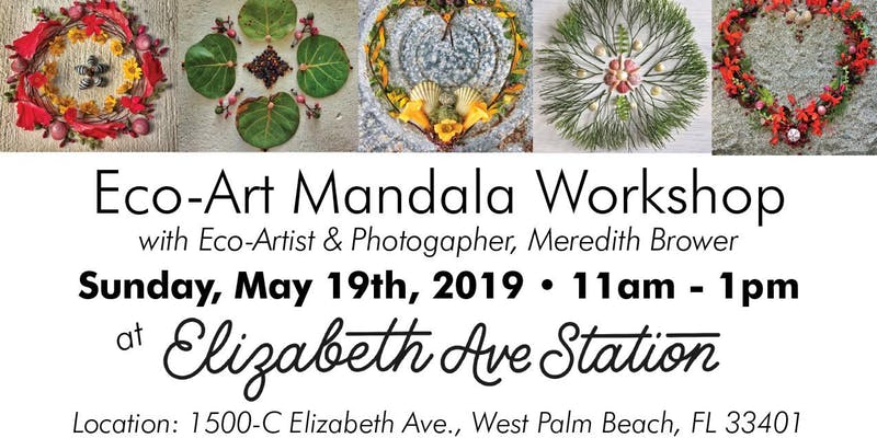 Eco-Art Mandala Workshop