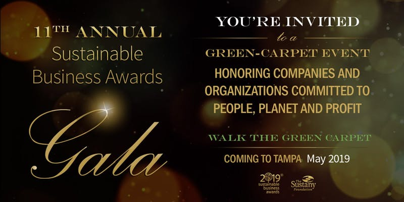 11th Annual Sustainable Business Awards