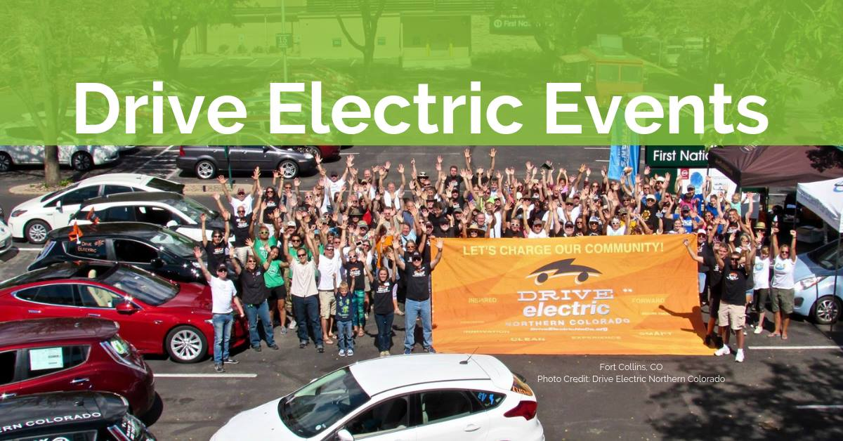 National Drive Electric Week - Napa