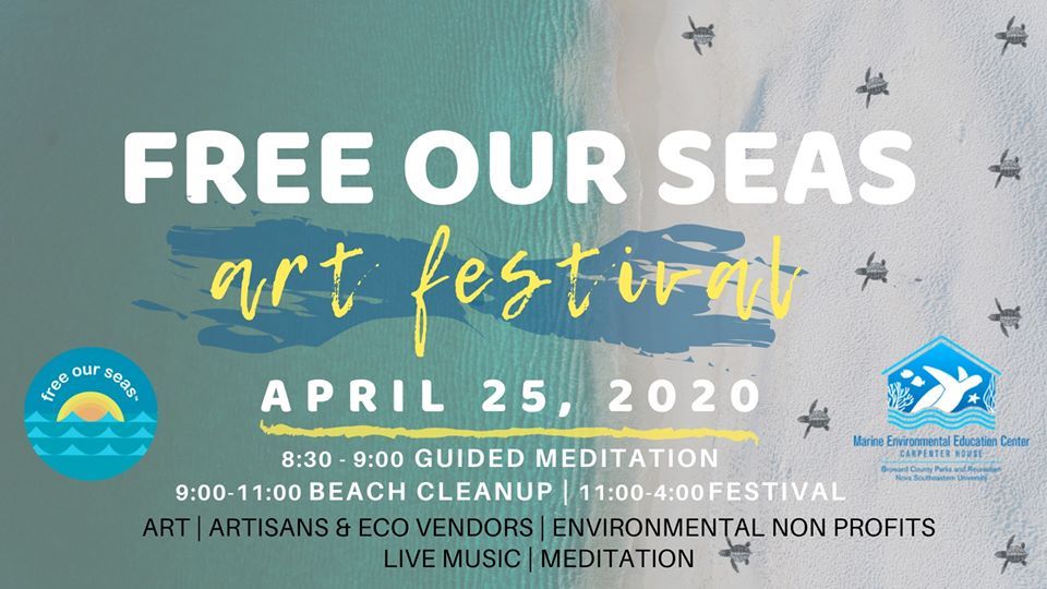 Free Our Seas Art Festival