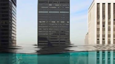 The Water Will Come: Building Campus Resilience to Sea Level Rise